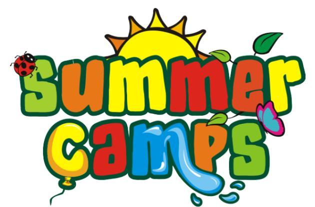 summer camps slider